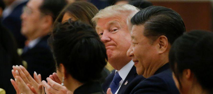 Washington apunta a las empresas chinas de alta tecnología para castigarlas por obligar a...