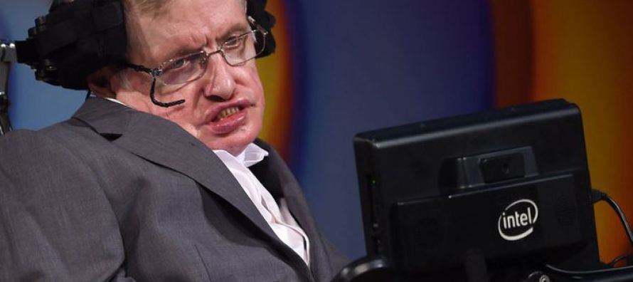 Hawking trabajó durante toda su vida en desentrañar las leyes que gobiernan el...