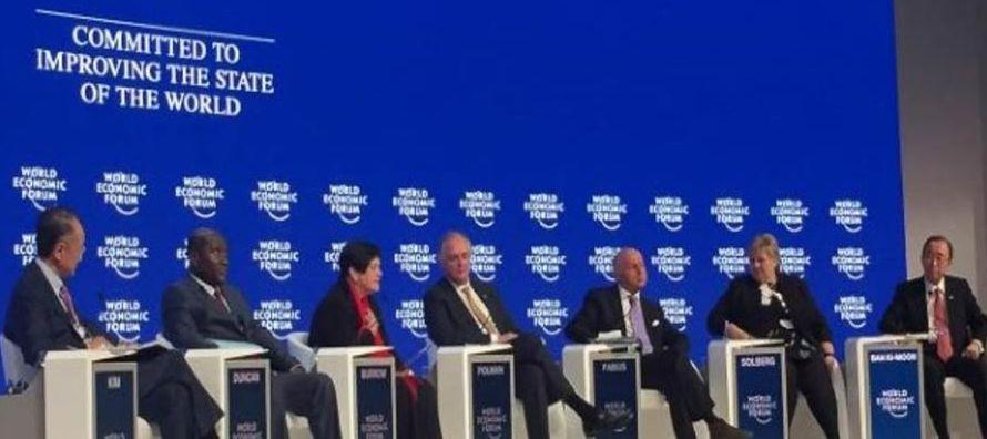 Andrea Grobocopatel, copresidente del W20 Argentina, el foro de debate sobre el empoderamiento...
