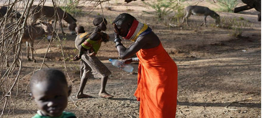No obstante, son tiempos de cambio. Según las mediciones, el norte de Kenia -como sus...