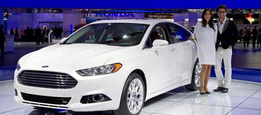 Ford renovará el 75 % de sus vehículos en los próximos 2 años en Norteamérica