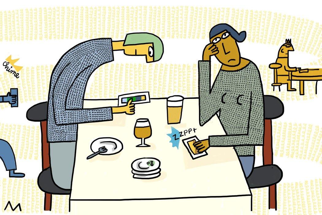 Tenemos una relación íntima con nuestros celulares. Dormimos con ellos, comemos con...