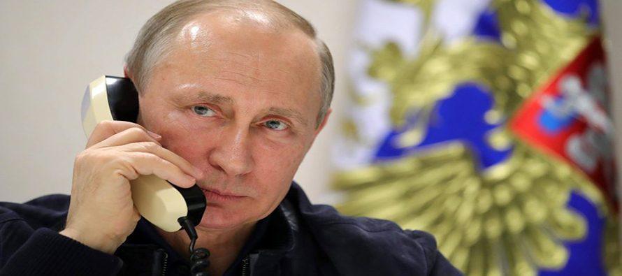 Vladímir Putin, 18 años rigiendo los destinos de Rusia