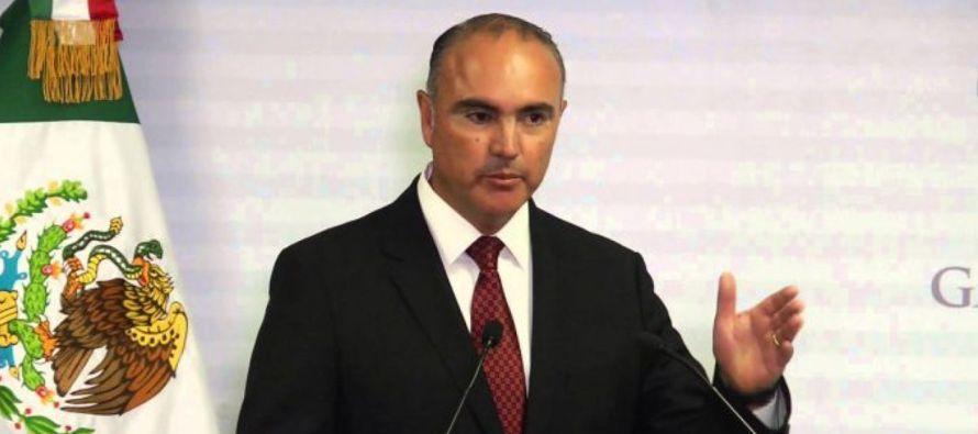 Renuncia a su cargo el titular de la secretaría de Agricultura de México