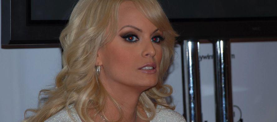 En las últimas semanas, la actriz porno está intentado anular en los tribunales el...