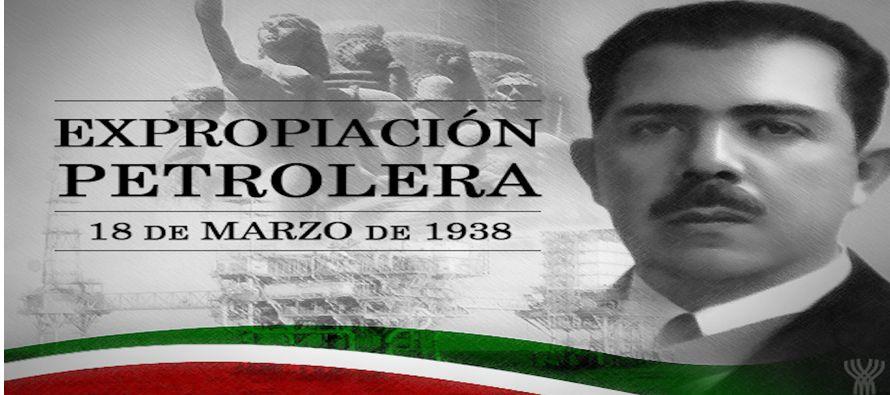 La expropiación petrolera, 80 años de un hito que cambió el rumbo de México