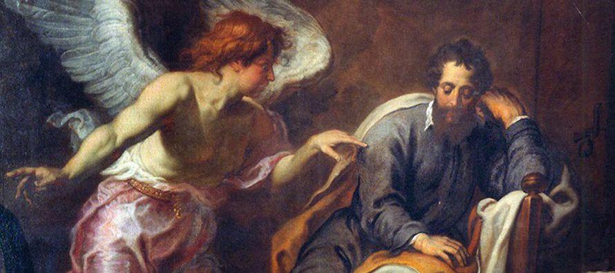 La generación de Jesucristo fue de esta manera: Su madre, María, estaba desposada con...