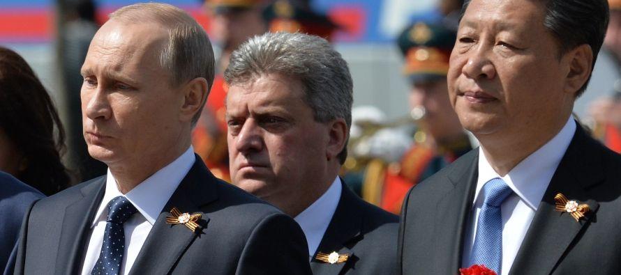Pese a que Putin, de 65 años, atraviesa uno de los momentos más bajos de sus...