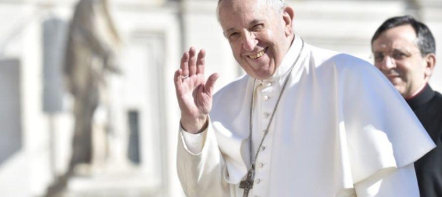 Los deseos del Papa Francisco a los padres