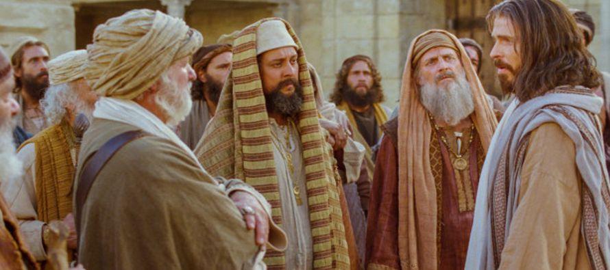 «Ya sé que sois descendencia de Abraham; pero tratáis de matarme, porque mi...