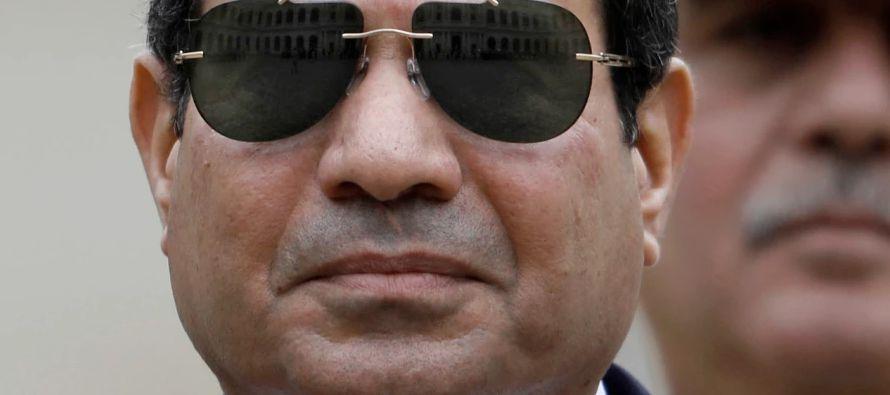 Según han denunciado numerosas ONG y organismos internacionales, Egipto es escenario de una...