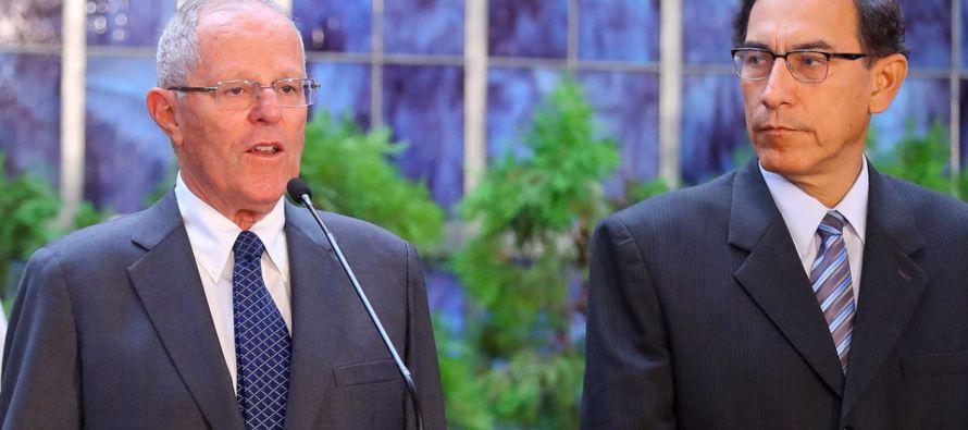 Una vez que se apruebe la renuncia, Galarreta, del partido fujimorista Fuerza Popular,...