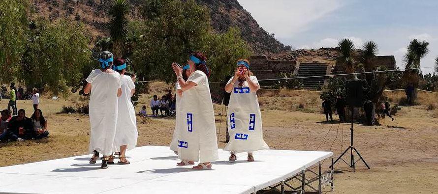 Miles acuden a Chichén Itzá, Xochicalco y Teotihuacán a recibir la primavera