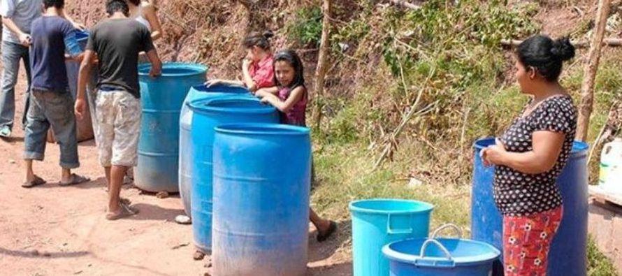 La humanidad necesita del agua y la solución es la lluvia