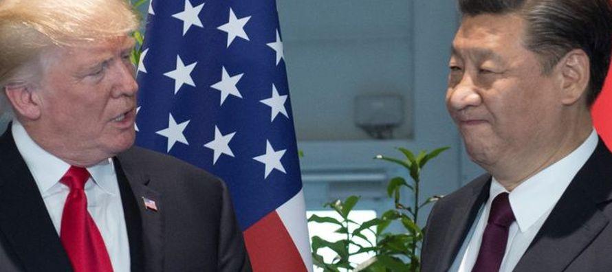 Trump eleva la tensión con China al anunciar aranceles de 60,000 millones