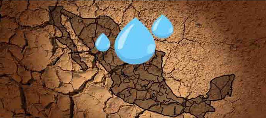 La crisis de escasez de Agua en la Ciudad de México