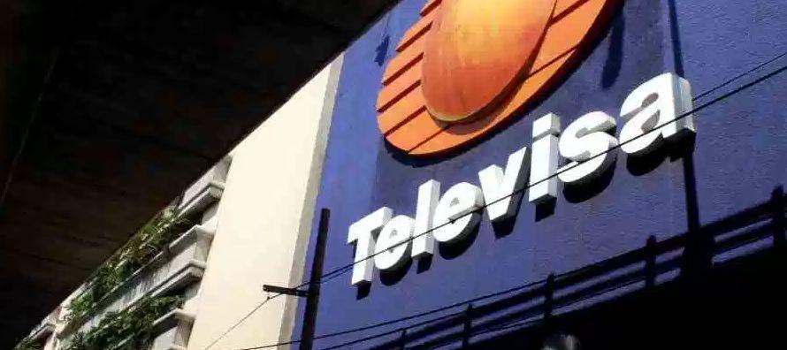 """""""Grupo Televisa ha sido notificada por el Instituto Federal de Telecomunicaciones (IFT) de la..."""