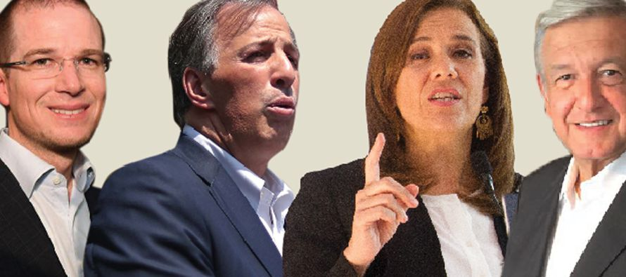 Los candidatos tendrán simbólicos arranques el viernes y los primeros mítines...