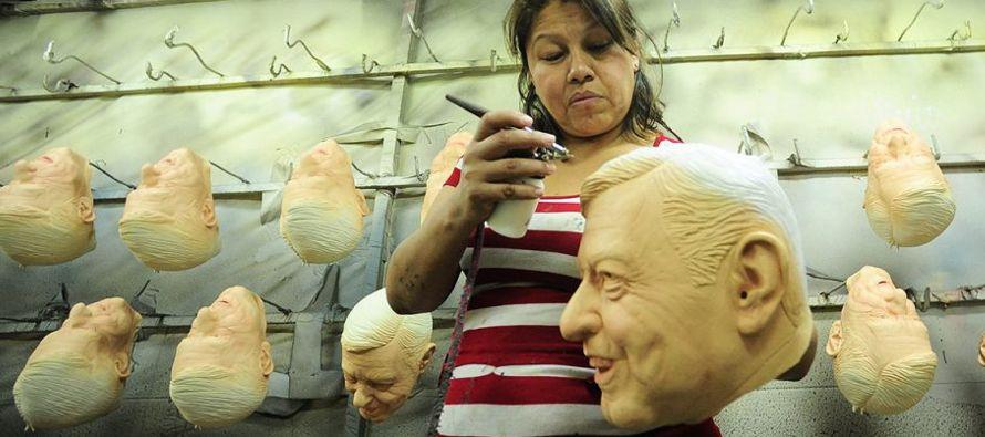 Las elecciones generales del 1 de julio en México serán una prueba de fuego de la...
