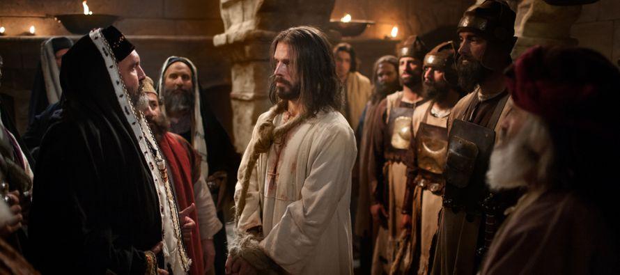Al acabarse el juicio ante el Sanedrín todo ha quedado claro. Jesús ha manifestado la...