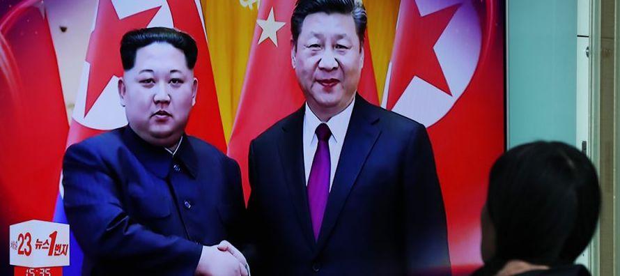 Algunos dijeron que Pekín podría observar con calma y expresar su apoyo a las...