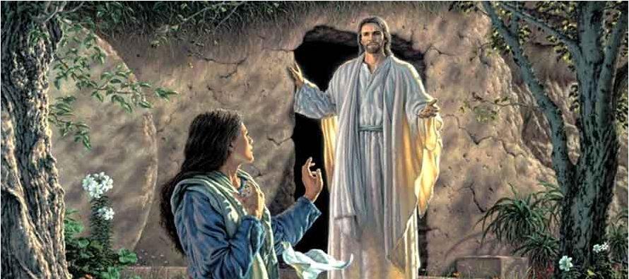Fuimos, pues, sepultados con Él en su muerte por el bautismo, para que como Cristo...