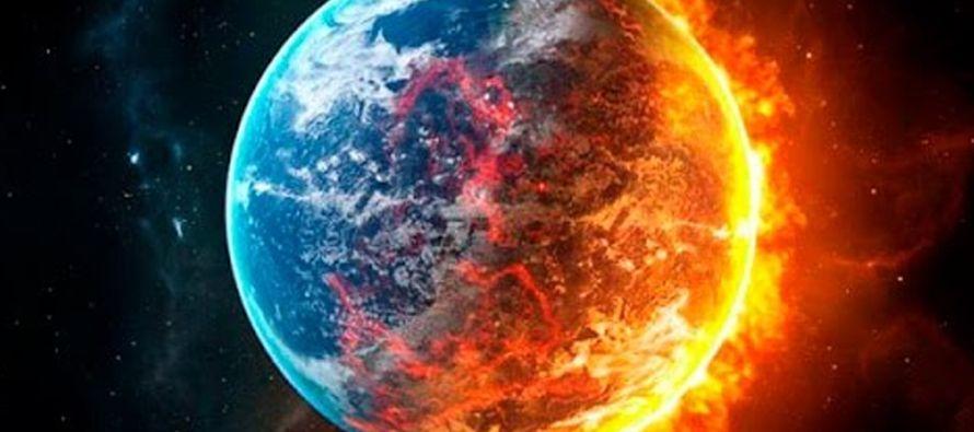 Según el estudio el calentamiento global es el causante de su desaceleración...