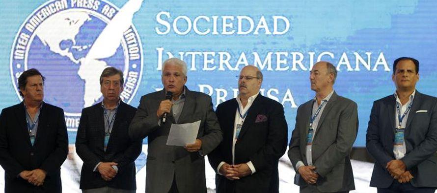 """""""Exigimos a los mandatarios reunidos en la VIII Cumbre de las Américas en Perú..."""
