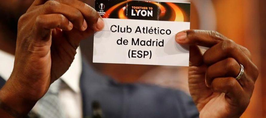 El Atlético quiere llegar a su tercera final europea en cuatro años tras haber sido...