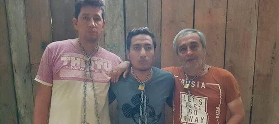 El secuestro, según autoridades de Colombia y Ecuador, se atribuye al autodenominado grupo...