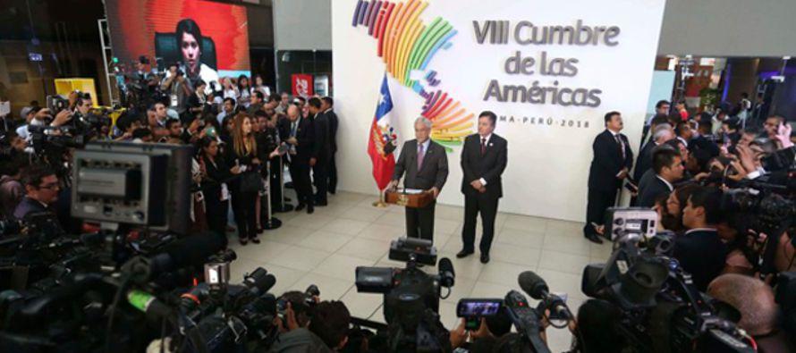 Dieciséis países americanos pidieron el sábado al gobierno de Venezuela que...