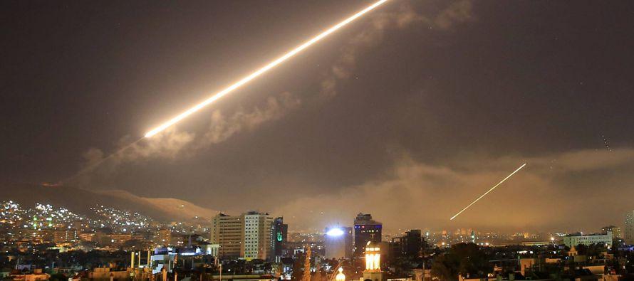 El régimen de Bachar el Asad ha infligido terribles daños a su población civil...