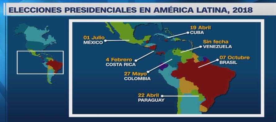 """La Cumbre de Lima ha tenido como tema central la """"Gobernabilidad democrática frente a..."""