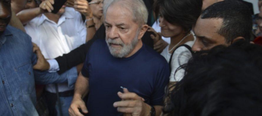 Una decisión del Tribunal Superior de Justicia (TSJ) de Brasil podría liberar al...