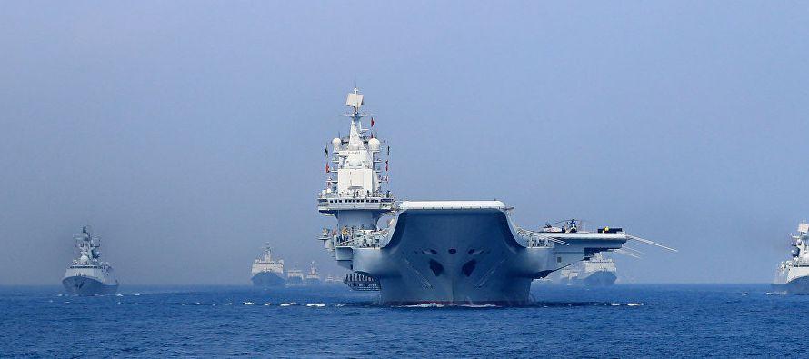 China se prepara para unas maniobras a gran escala en el mar Meridional. Se prevé que el 18...