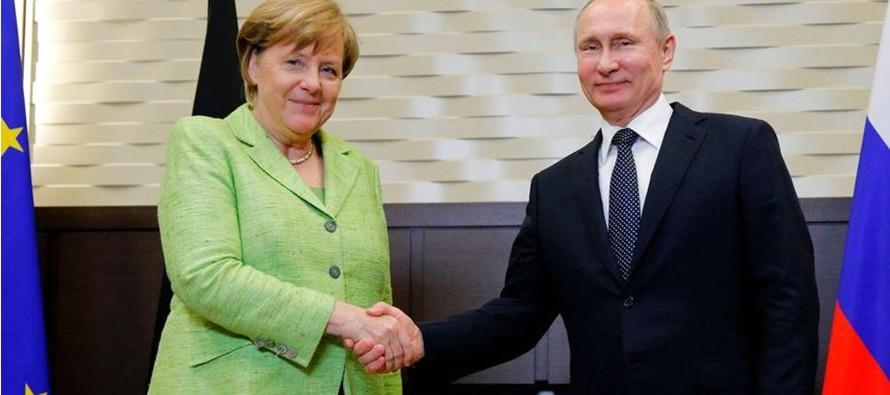 Para Putin, el ataque perpetrado el sábado por EU, el Reino Unido y Francia ha causado...
