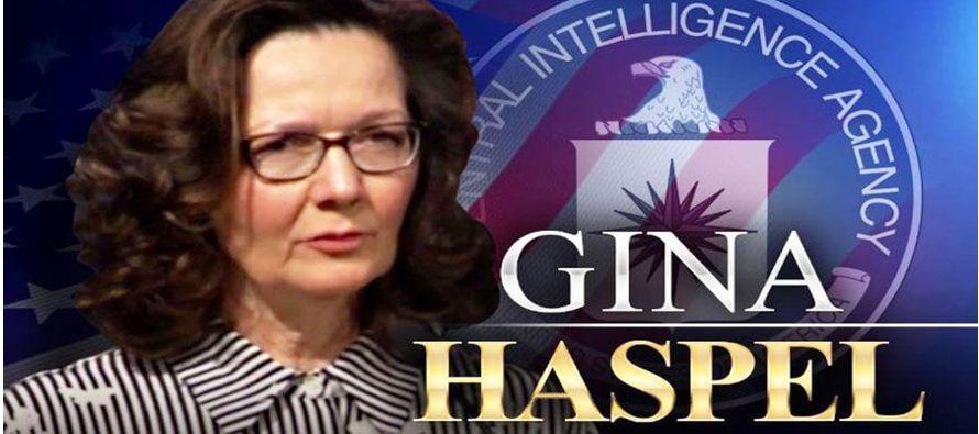La CIA desclasificó el viernes un informe sobre la candidata a dirigir la agencia, Gina...