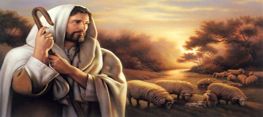 «Yo soy el buen pastor; y conozco mis ovejas y las mías me conocen a mí, como...