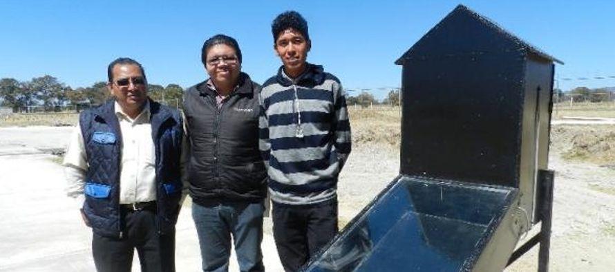 Cuando se da la cosecha en el estado de Puebla suele ser tiempo de lluvias, lo que dificulta el...
