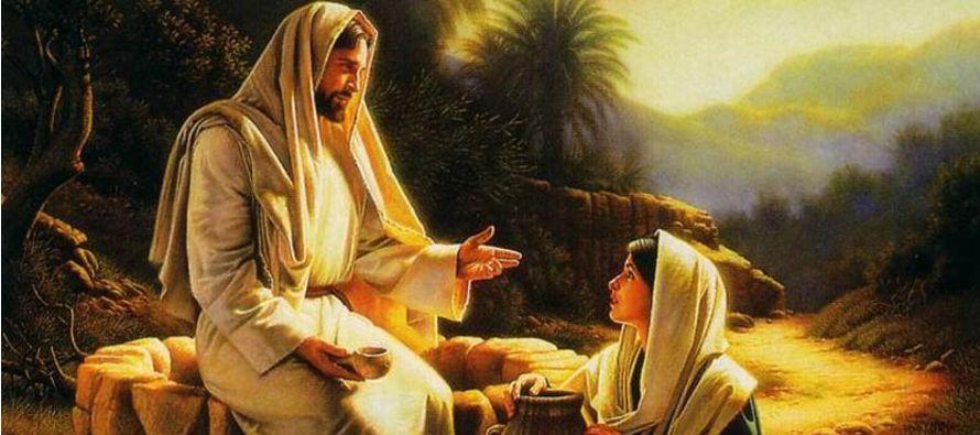 Al tratar de estimularnos a una genuina moralidad y religiosidad, Jesús dice esto: Si...