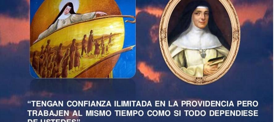 Rosa ingresó en el convento de Tours en 1814 y se le encomendó ser catequista de las...