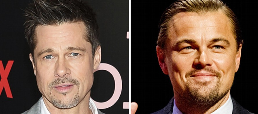 Brad Pitt y Leonardo DiCaprio protagonizan nuevo filme de Tarantino