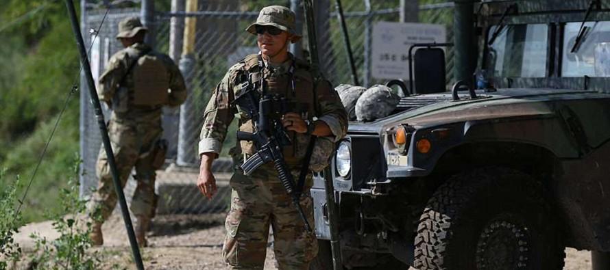 El 77 por ciento de los republicanos piensa que el despliegue de la Guardia Nacional será...