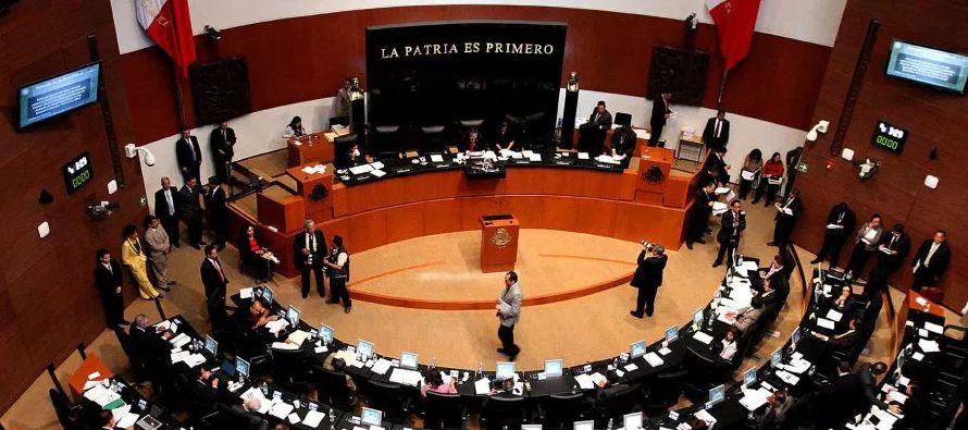 La Secretaría de Economía se congratuló por la decisión del Senado de...