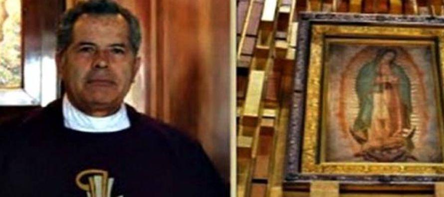Fabila, adscrito a la Basílica de Guadalupe, habría estado secuestrado poco...