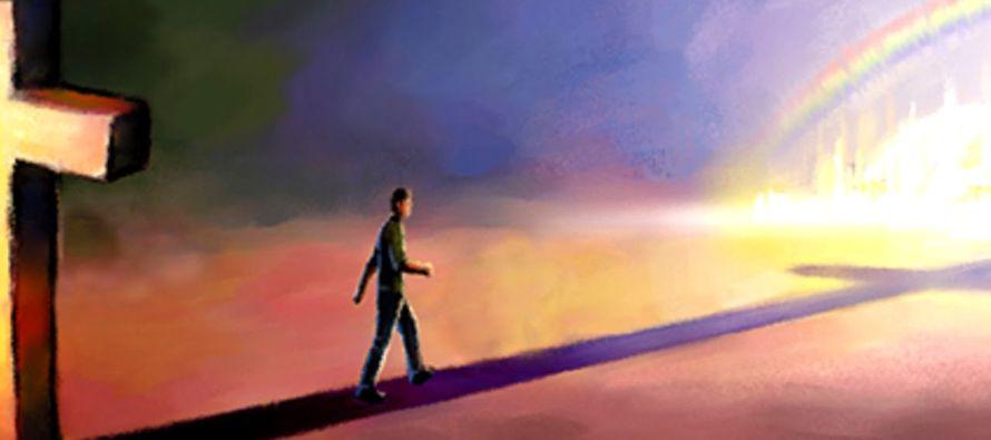 Existe la posibilidad de suponer que la salvación es una conquista personal, algo ganado con...