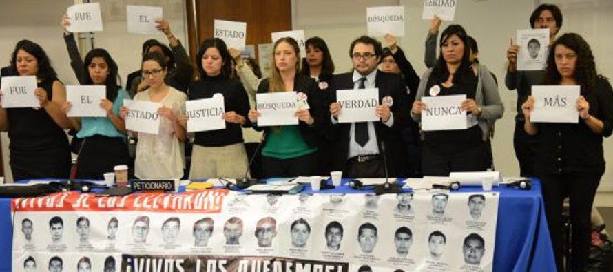 La representación de Ecuador afirmó que el Estado continuará trabajando junto...