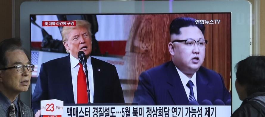El presidente estadounidense había descartado este miércoles que la cumbre pudiera...