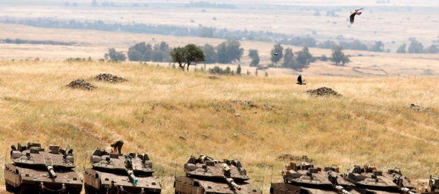 Pese a que los rebeldes sirios han perdido terreno y ya no representan una amenaza tan concreta al...