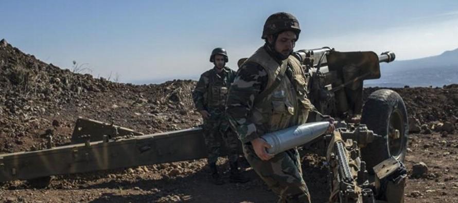 El ejército israelí mostró hoy imágenes de los objetivos iraníes...